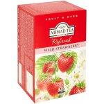 Ahmad Tea Wild Strawberry Lesní jahoda 20 x 2 g