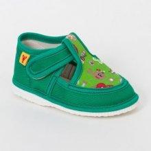 RAK Chlapecké bačkůrky - zelené