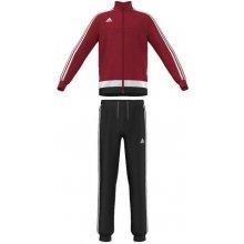 Adidas Teplákové soupravy Tiro 15 Pes Suit Jr Rouge