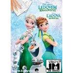 Omalovánky Frozen ledové království A4