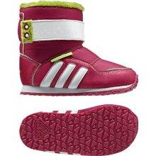 Adidas Zambat Girls Boots Pink/White/Gree