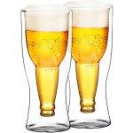 4Home Termo sklenice na pivo Hot&Cool 0,37l 2 ks