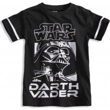 Chlapecké tričko Disney STAR WARS černé