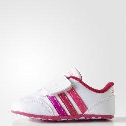 Adidas Dívčí capáčky V JOG CRIB růžovo-bílé alternativy - Heureka.cz f3832bedded