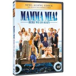 Mamma Mia! Here We Go Again: DVD
