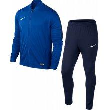 Nike Academy 16 Knit Tracksuit modrá