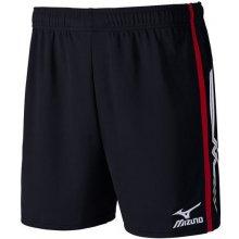 Mizuno Premium shorts V2GB6B30 09 black/red šortky pánské