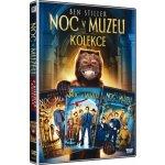 NOC V MUZEU 1-3 KOLEKCE - 3 DVD