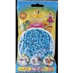 HAMA H207-49 Zažehlovací korálky AZUROVĚ MODRÉ 1000 Ks MIDI