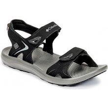 Columbia Sportovní sandály TECHSUN Černá