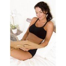 Carriwell těhotenská podprsenka černá