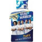 Halantex Povlečení Real Madrid Team 140x200 70x90