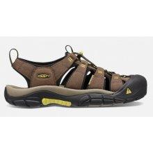 Keen Newport H2 M dark earth/acacia pánské outdoorové sandály