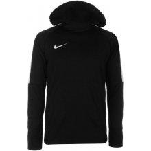 Nike Academy Hoodie Mens Black White aa027b052a