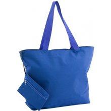 Monkey plážová taška modrá