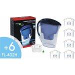 Logic filtrační konvice Venus modrá + 6 ks filtru FL-402H