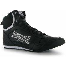 Lonsdale Bout Snr 54 Black/White
