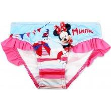 Setino dívčí plavky/spodní díl Minnie růžové