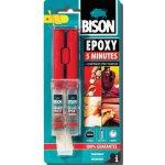 BISON Epoxy 5 Minutes lepidlo dvousložkové 24g
