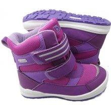 Bugga B081 zimní obuv s membránou