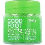 DELIA Good Foot koupelová sůl na nohy 570 g