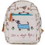Pink Lining pro děti mini dětský batoh It´s a dog´s life