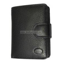 Balle Famito 7010 černá Pánská kožená peněženka