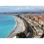 Léto v Nice na Azurovém pobřeží 3 dny / 2 noci, 2 os., snídaně