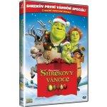 Shrekovy Vánoce DVD