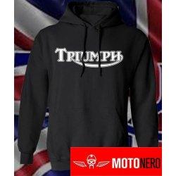 Triumph Pánská mikina s kapucí černá alternativy - Heureka.cz 592c7bb60f