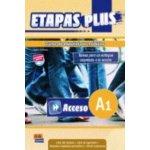 Etapas Plus Acceso A1 Libro del alumno/Ejercicios + CD