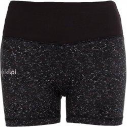 Dámské šortky Kilpi dámské funkční kraťasy DOMINGA-W IL0136KIBLK Černá 7425cfba22