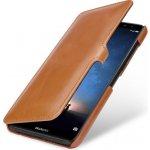 Pouzdro StilGut Book Type s klipem Huawei Mate 10 Lite Hnědé