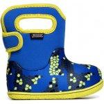 Bogsfootwear Dětské boty Baby Bogs Classic Axel - Blue Multi 999d3851b7