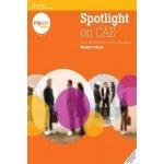 Spotlight on CAE Mansfield FrancescaPaperback