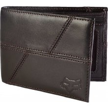 3ff1b3f9b7b Fox Racing Peněženka Edge Leather Wallet Black OS