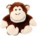 Hřejivý plyšák opička velká Albi