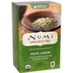 Numi čaj bio Zelený s Yerba maté a citronovou myrtou 18 sáčků