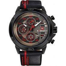 Naviforce Professional-Černá Červené 7fdaad5611