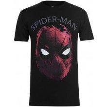 Character Marvel T Shirt Mens Spider Distress fe1c1f5008