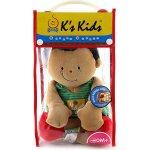 K´s Kids - hadrový panáček Michael, 32 cm