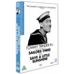Sailors Three / Save A Little Sunshine DVD