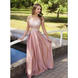 c2667743b55c Společenské dlouhé šaty s flitry Auréline