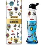 Moschino So Real toaletní voda dámská 100 ml