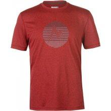 Marmot Transport T Shirt Mens Team Red
