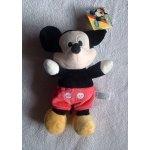 DISNEY plyšový myšák Mickey Mouse 25 cm FLOPSI