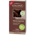 Logona Rastlinná farba na vlasy Chocolate Brown 100 g