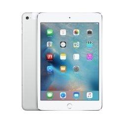 Apple iPad Mini 4 Wi-Fi+Cellular 128GB Silver MK772FD/A