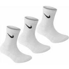 Nike 3 Pack Performance ponožky dětské White aa3edf0ed4