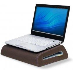 Podložky a stojany k notebooku BELKIN Podložka pod notebook CushTop Case,hnědá